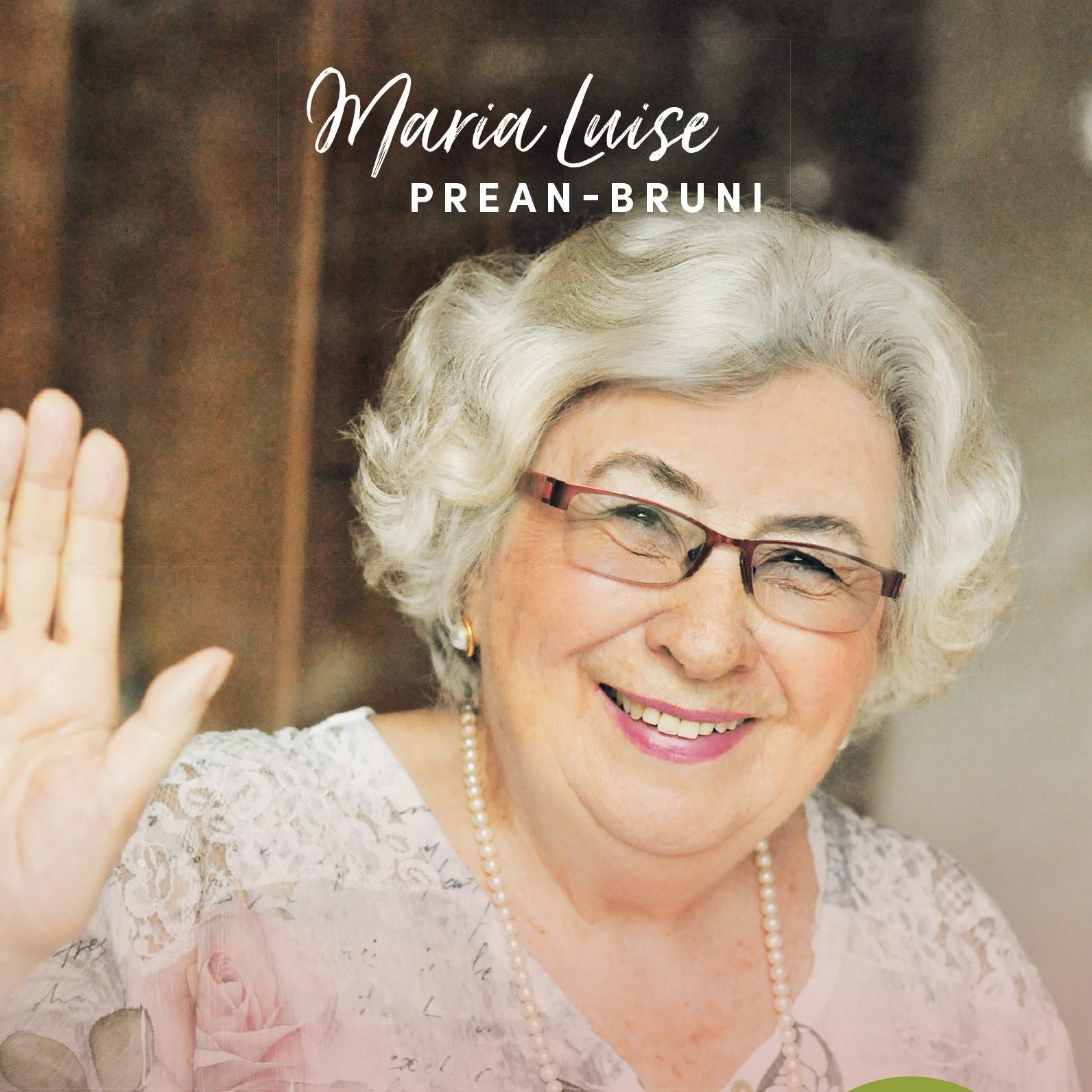Maria-Luise Prean-Bruni: Gott spielt in meinem Leben keine Rolle, er ist der Regisseur
