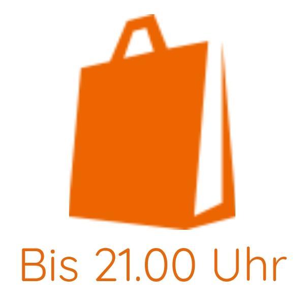 Late-Night-Shopping bis 21.00 Uhr
