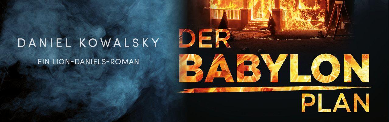 Der Babylon-Plan / Das Babylon Mysterium