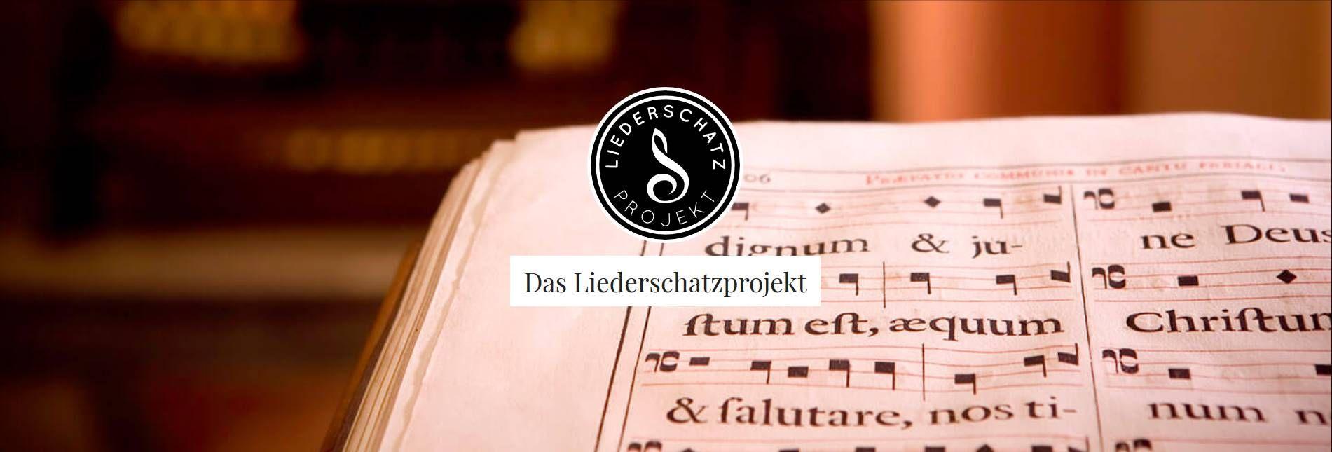 Das Liederschatz-Projekt