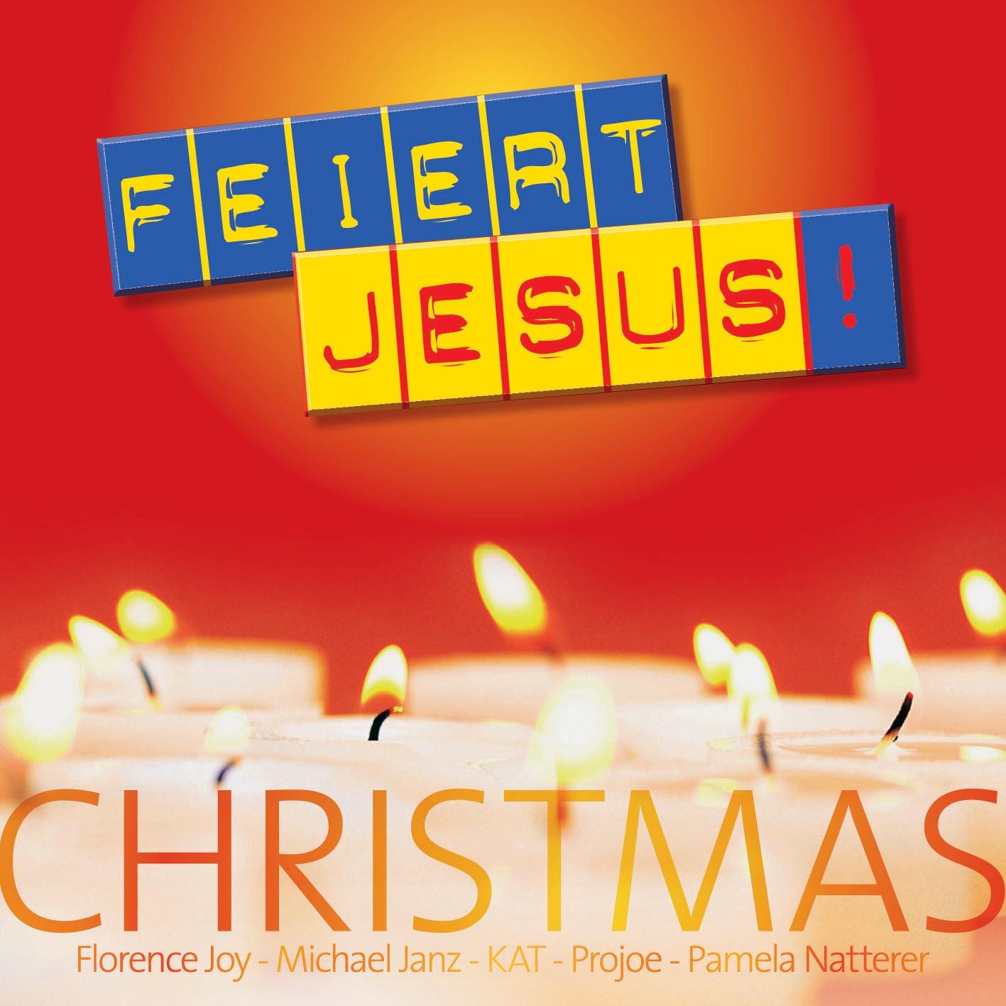 Feiert Jesus! Christmas (Audio - CD)