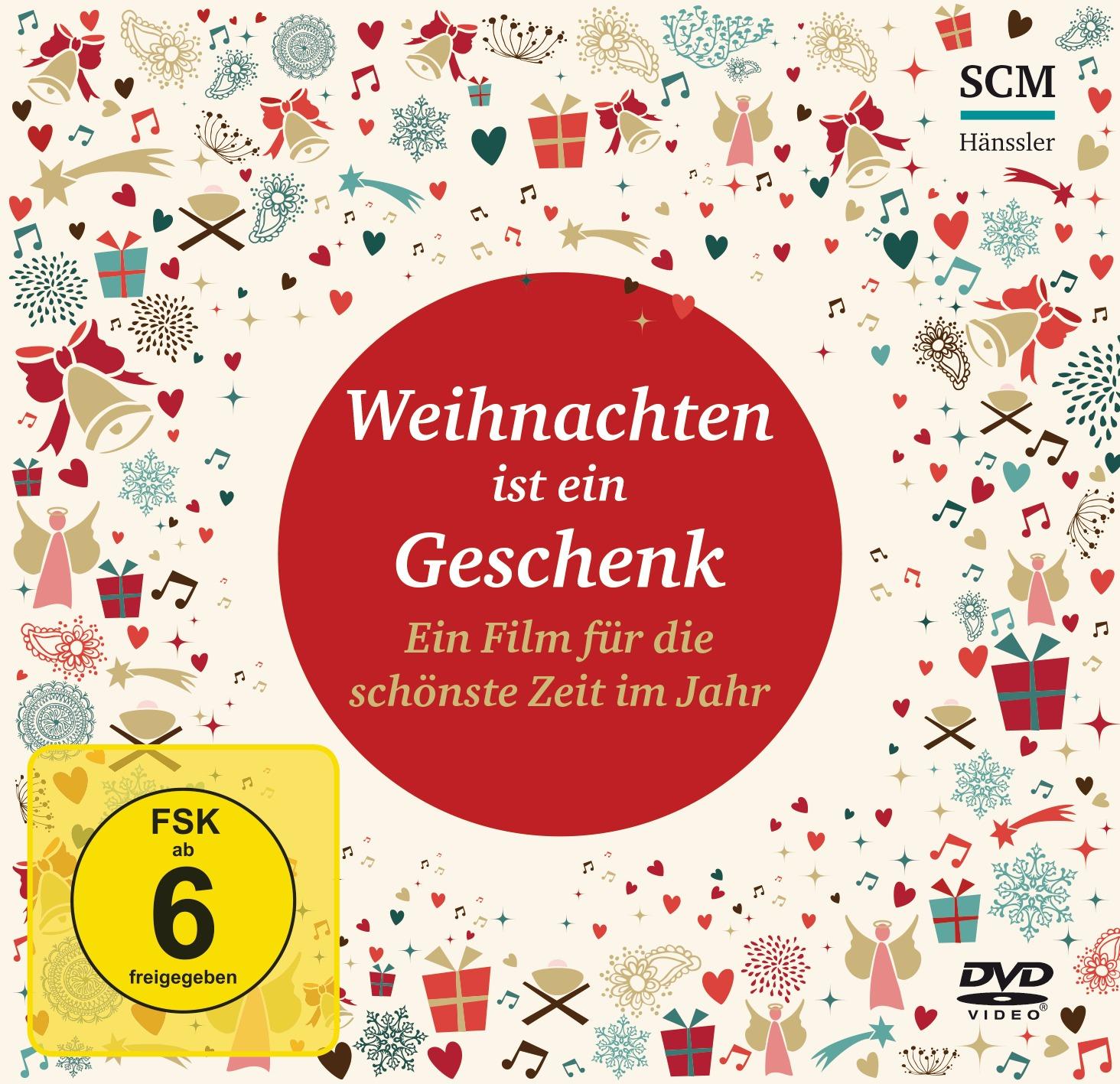 Weihnachten ist ein Geschenk - Film (Video - DVD)