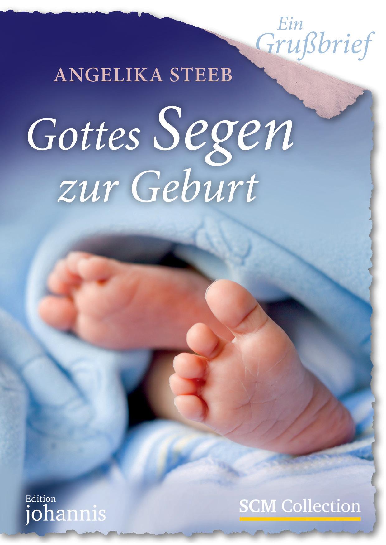 Briefumschlag Beschriften Zur Geburt : Ein grußbrief gottes segen zur geburt stück buch