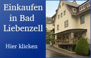 Einkaufen in Bad Liebenzell