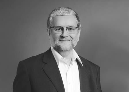 Ulrich Eggers, Geschäftsführer SCM Verlag